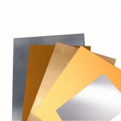 2700/40 Foaie de tabla de staniu pentru modelism 0.2 x150x100 mm