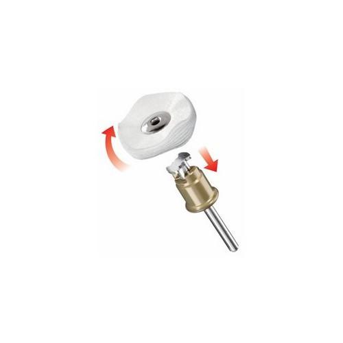423S Disc textil de lustruire 25 mm , Dremel