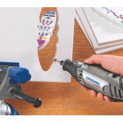 9934 Freza carbura de wolfram 7.8mm, Dremel