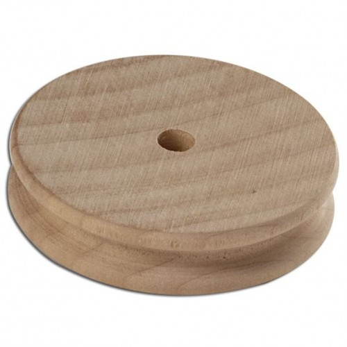 8121-01 Scula modelaj/finisaj din lemn pt pielarie.