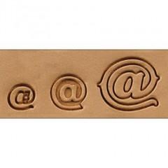 8154-00 Set de stante forma @ pt pielarie. Tandy Leather