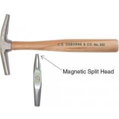 Ciocan cuisoare pielarie cap magnetic CS Osborne SUA