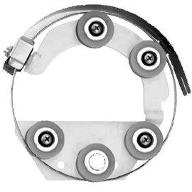 Accesorii circular sticla Apollo