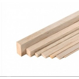 Baghete din lemn furniruit